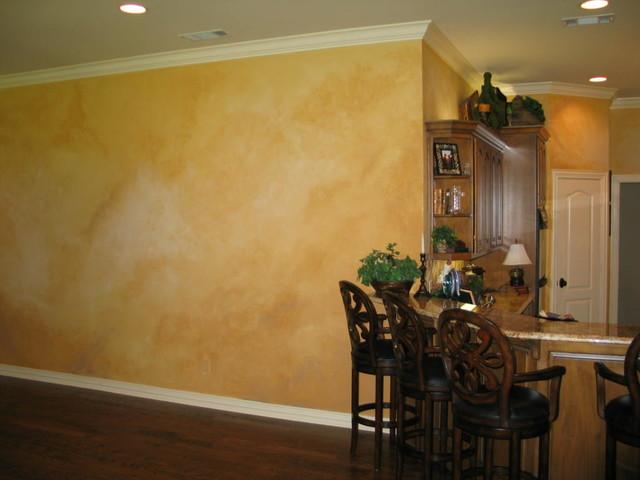 color wash walls traditional living room other metro. Black Bedroom Furniture Sets. Home Design Ideas