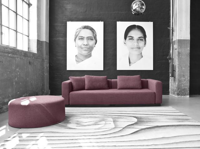 Colorado Sofa Bed By Softline Industrial Living Room