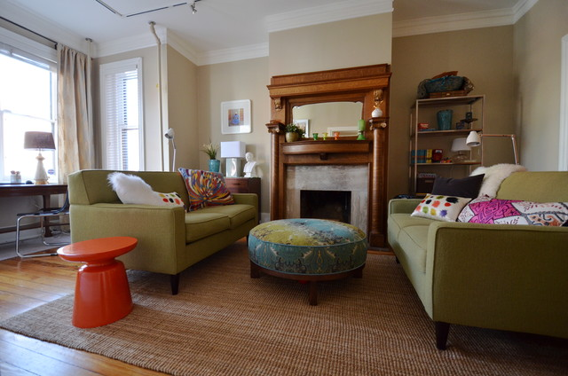 Colorful Sitting Room