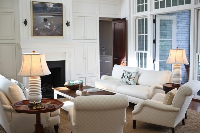 Comfortable Luxury eclectic-living-room