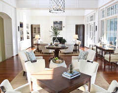 Comfortable Luxury eclectic-living-room