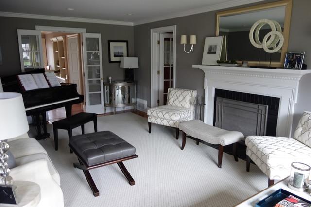 Comfy Cozy Living Room
