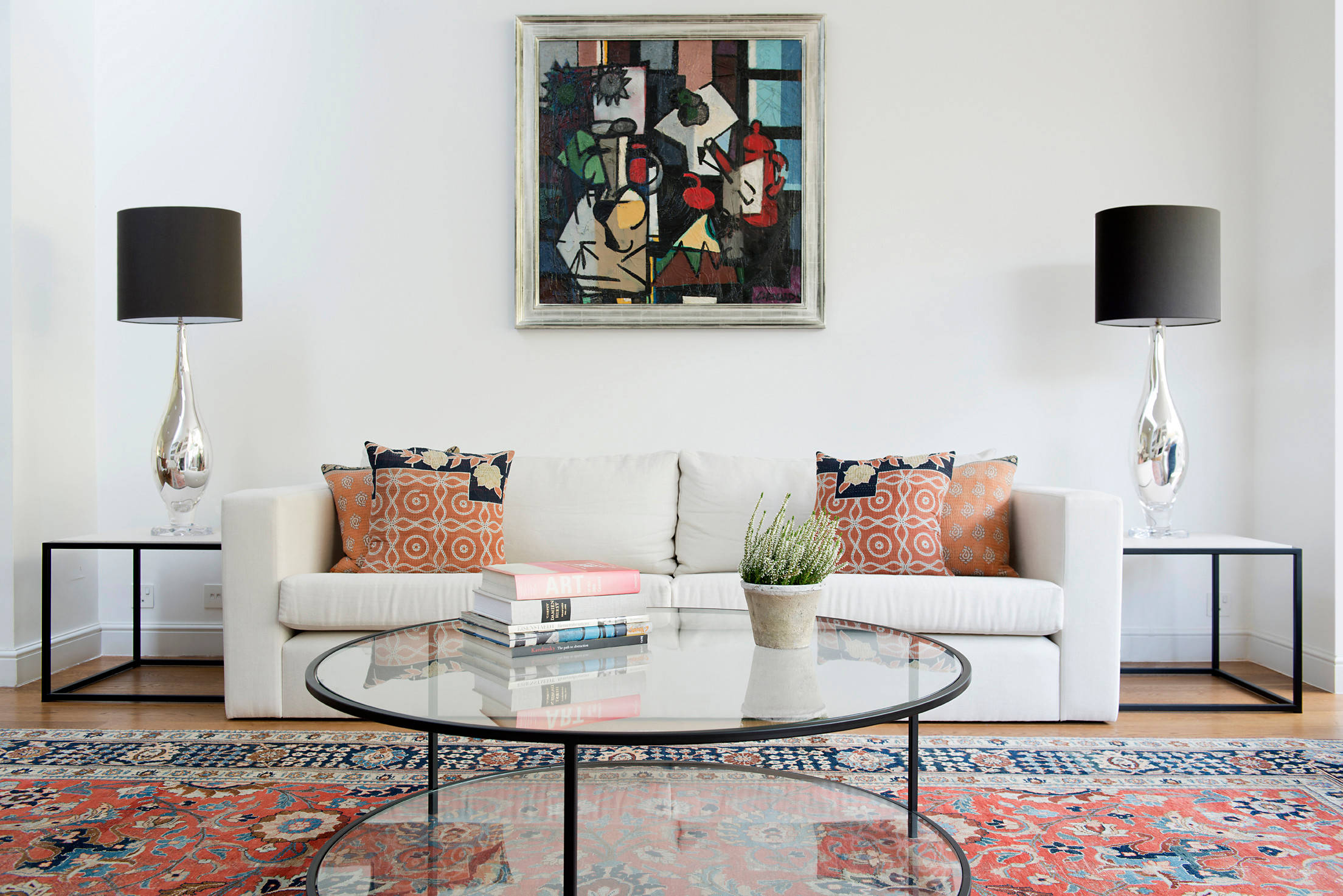 Persian Rug Living Room Ideas Photos Houzz