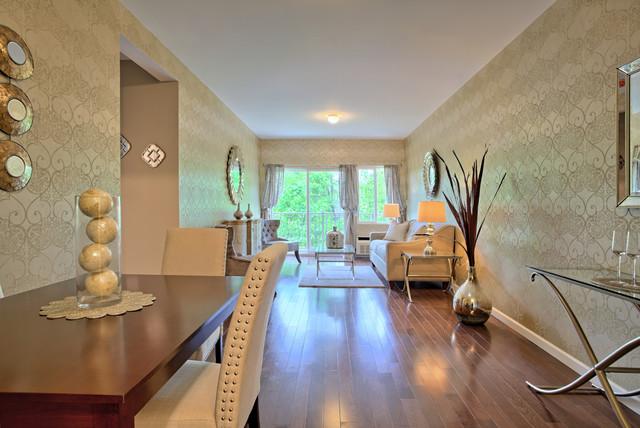 Condo models for Annmarie ruta elegant interior designs