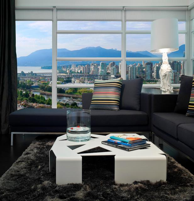 Esams Condo Interior Design Vancouver: Condo Residence On Spruce Street