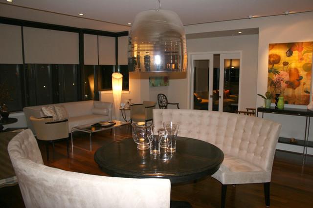 Condominium, Washington, DC modern-living-room