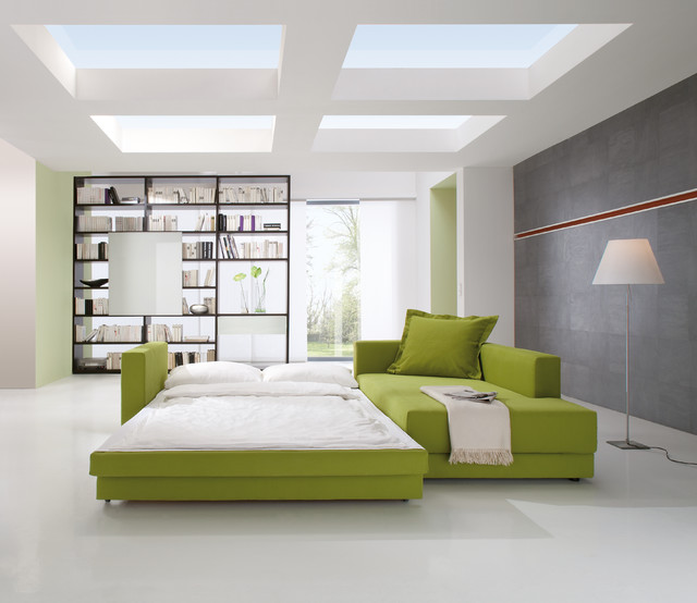 Confetto FFertig Contemporary Living Room Miami by The
