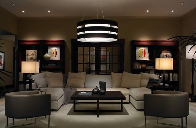 Contemporary And Modern Lighting, Modern Lighting Living Room