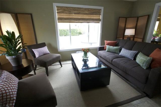 Bachelor Pad Living Room : Contemporary Bachelor Pad - Contemporary - Living Room ...