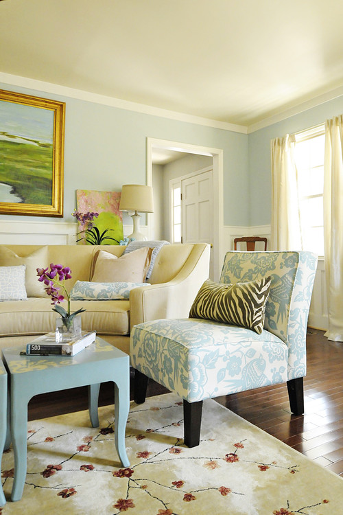 Sherwin Williams Living Room Remodelaholic  Best Paint Colors For Your Home Light Blues