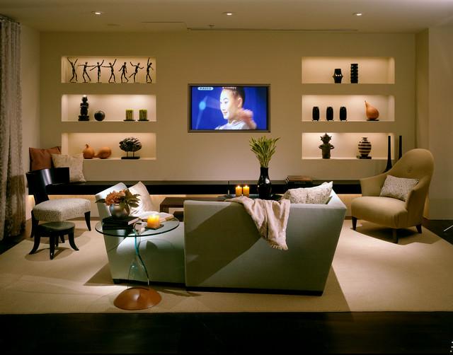 Contemporary calm contemporary living room dc metro for Calm living room ideas