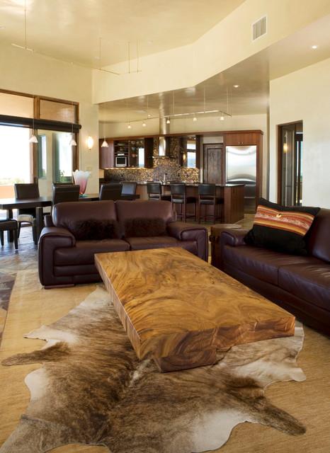 Contemporary comfort santa fe interior design for Comfort room interior designs