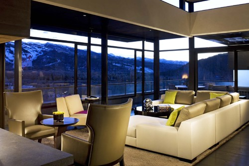 Magnifico Residence contemporary living room