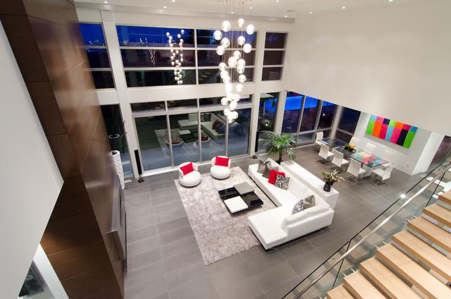 Contemporary design contemporary-living-room