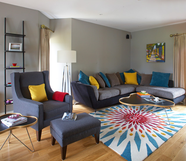 Contemporary Interiors Dublin: Contemporary Family Home