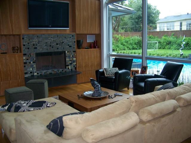 Contemporary Family Room contemporary-living-room
