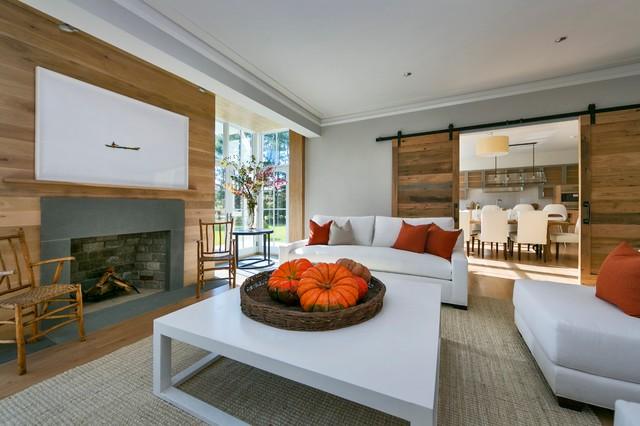 Contemporary Gables Westport, CT contemporary-living-room