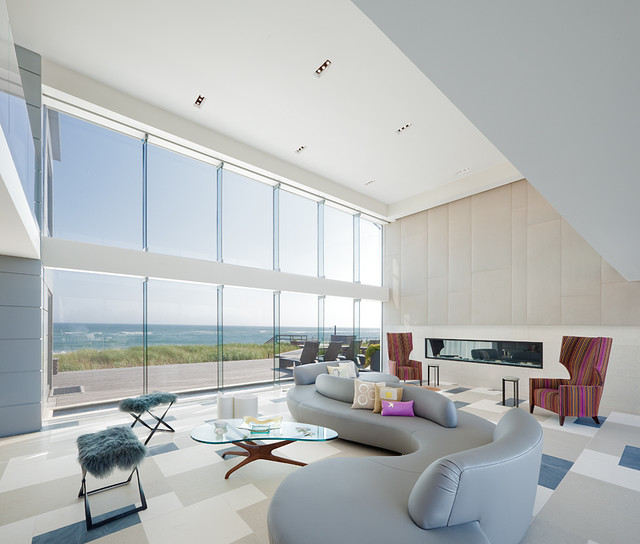 Contemporary Houses contemporary-living-room
