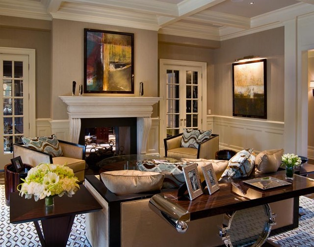 Contemporary Interior Design Alpine New Jersey