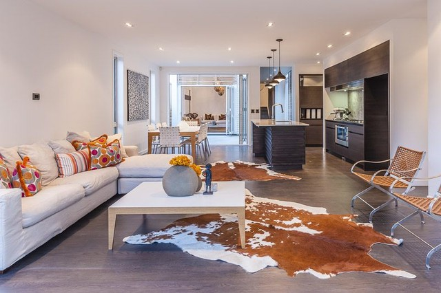 Contemporary Kitchen Design By Hayley Dryland Contemporary Living Room Auckland By