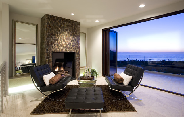 Retreat - Contemporary - Living Room - Orange County - by abodwell ...