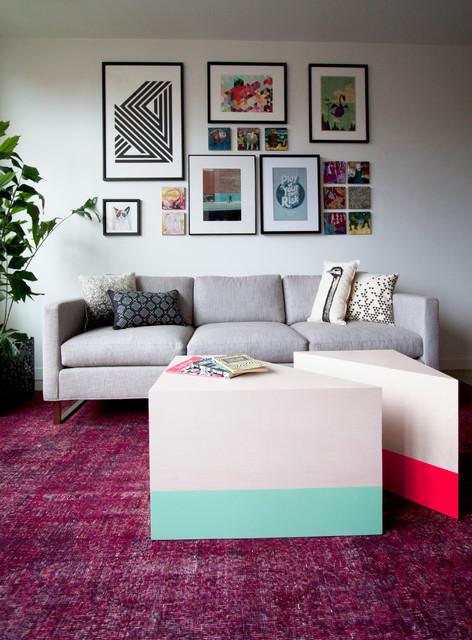 Condo Furniture + Styling