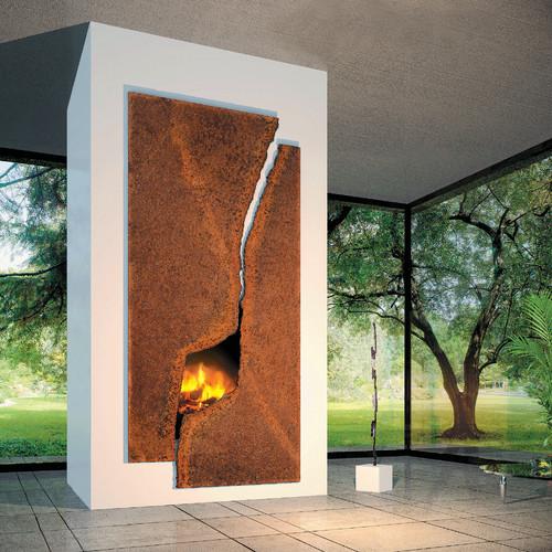 custom fireplace designs. Contemporary Living Room design by Toronto Fireplace CF  D custom fireplace Paramount Granite Blog 5 Unique Designs