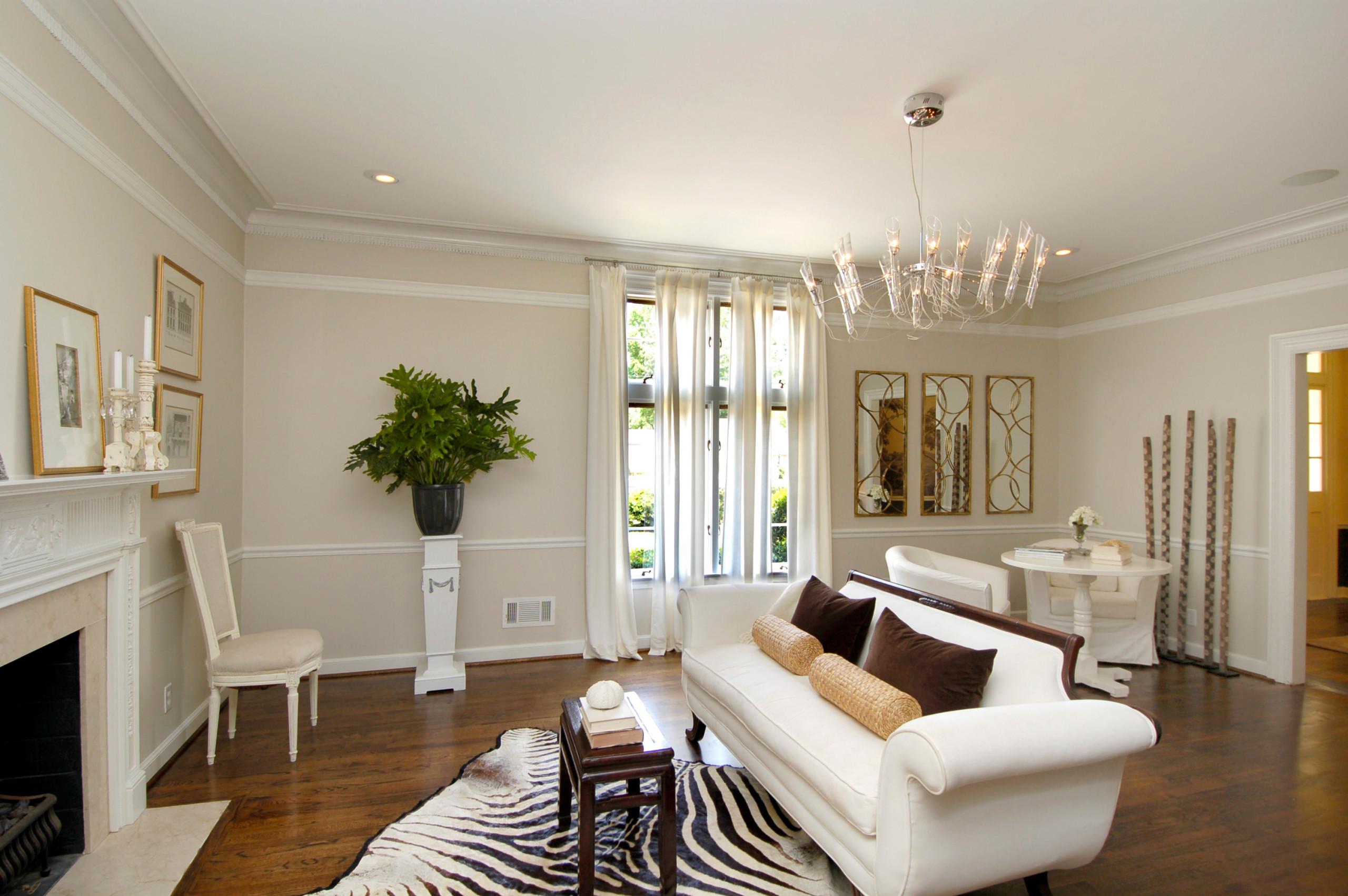 Cream Walls Living Room Ideas Photos Houzz