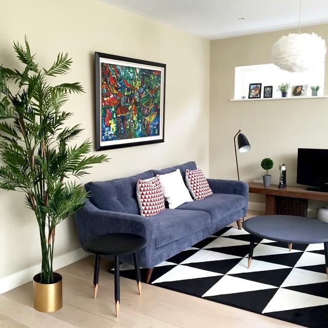 Rathgar project for Joop living room 007