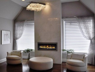 Heat & Glo MEZZO 48 Gas Fireplace