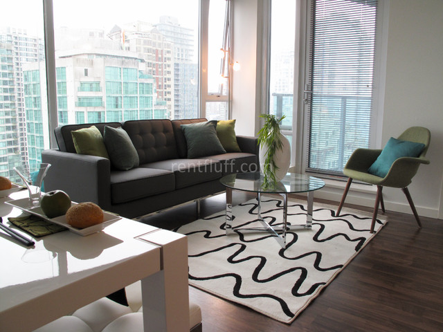 Small condo living room - Contemporary design for small living room ...