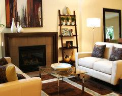rentfluff.com contemporary-living-room