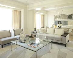City Retreat contemporary-living-room