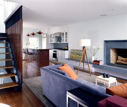 || C O B U R N - A R C H I T E C T U R E || contemporary-living-room