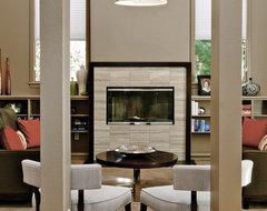 Rowzee Residence - Living Room contemporary-living-room