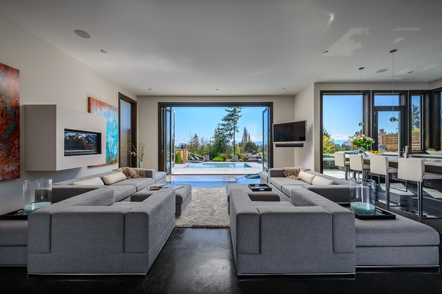 Dwell on Despard contemporary-living-room