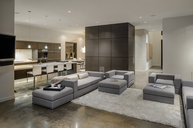 dwell on despard - contemporary - living room - vancouver