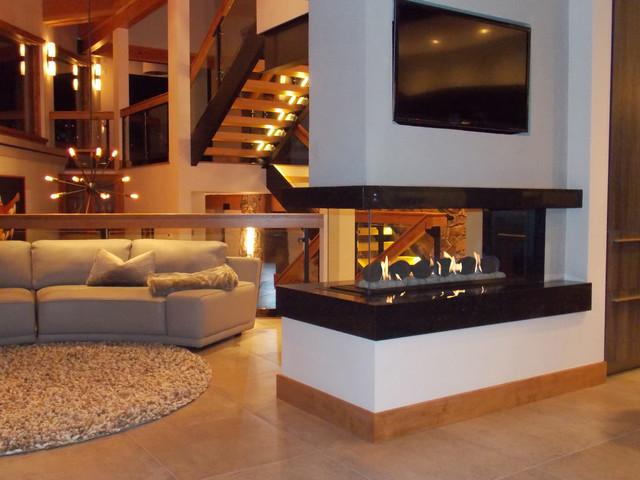 Ortal usa space creator 120 modern living room los angeles