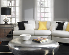 Riverstone Tables contemporary living room