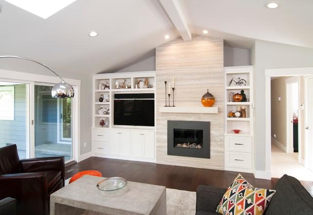 72 R Amp K Bonner Alamo Contemporary Living Room