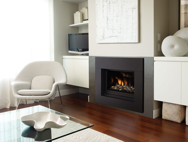 Regency Horizon Hz33ce Contemporary Living Room Vancouver By Regency Fireplace Products