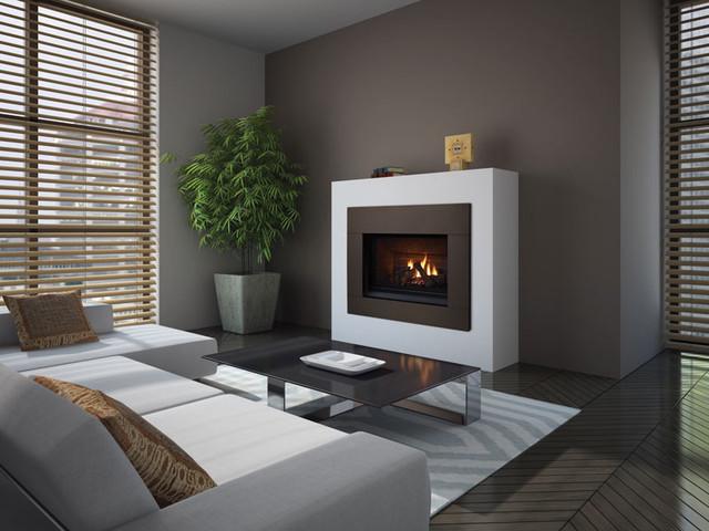 Regency P33CE gas fireplace - Contemporary - Living Room ...
