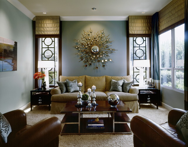 Robeson design living room contemporary living room san diego by robeson design for Interior design in living room