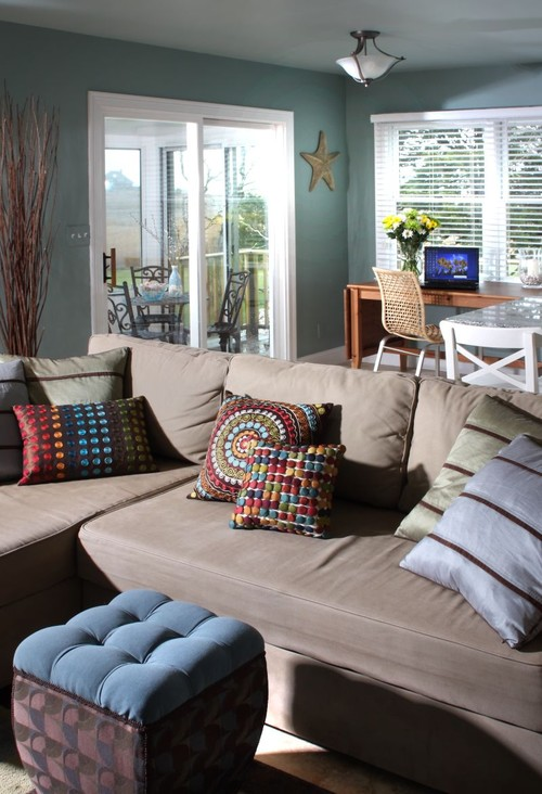 casual family room ideas. Living  family room ideas Keep It Casual Decorating Ideas Rooms Interiors Design