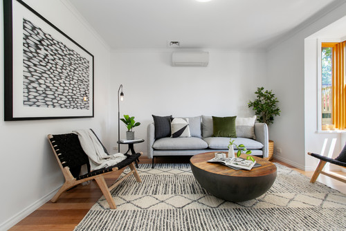 change the living room layout