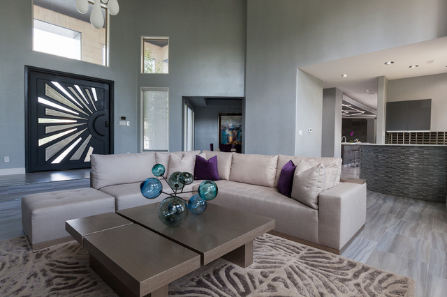 Contemporary Living Room contemporary-living-room