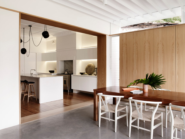 Coogee contemporary-living-room