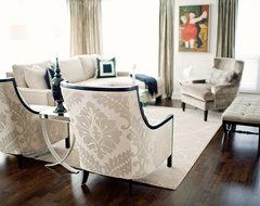 Marina Del Ray contemporary-living-room