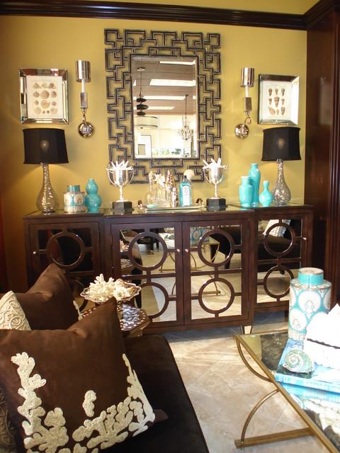 Zuniga Interiors contemporary-living-room