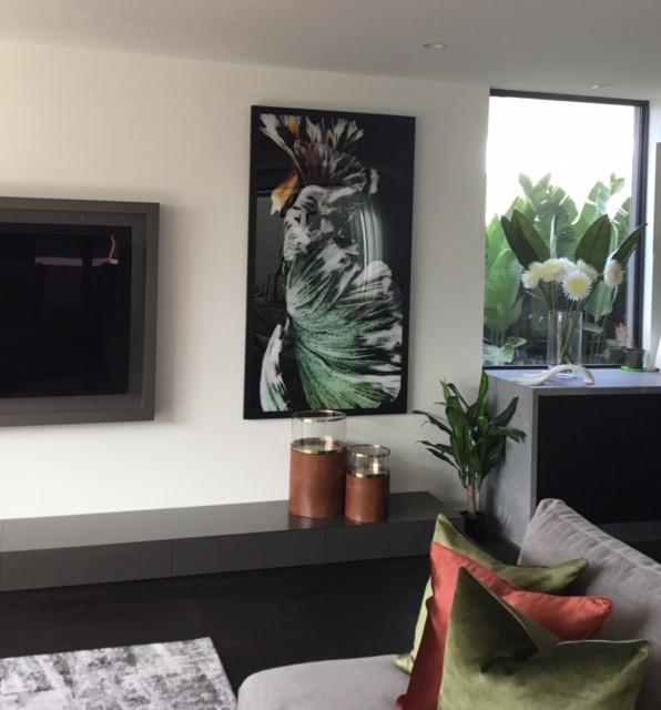 Contemporary Luxury Interiors